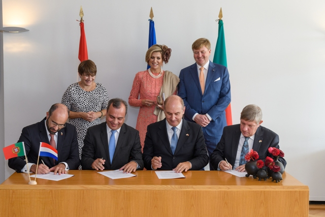 Teamwork signs LOI in Portugal for the set up of a sea testing facility