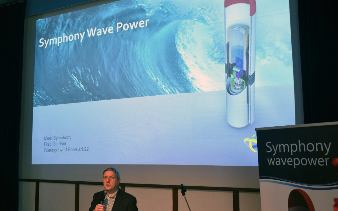 Fred Gardner presenting Symphony Wave Power
